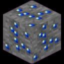 Grid Sapphire Ore