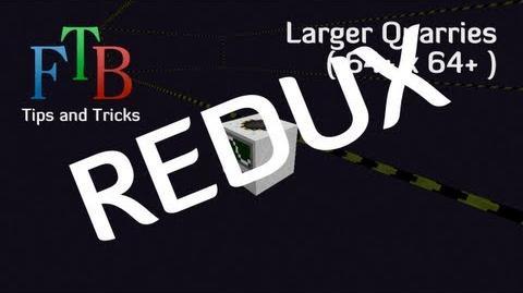 Β009 Feed The Beast Tips and Tricks E08 - Larger Quarries Redux (188x188)