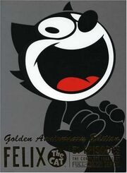 Felix the Cat Golden Anniversary Edition-cover