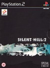 SilentHill2Cover