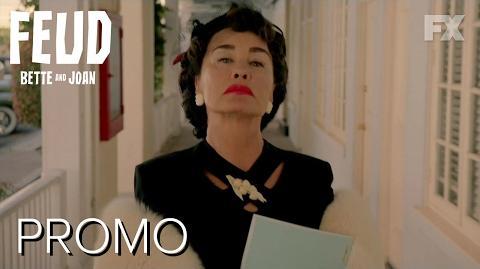 Strut FEUD Bette and Joan Season 1 Promo FX