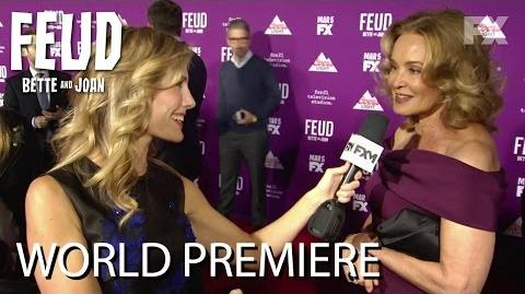 World Premiere FEUD Bette and Joan FX