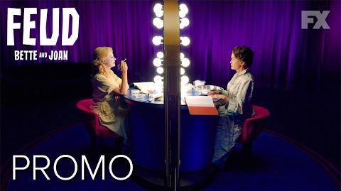 Vanity FEUD Bette and Joan Season 1 Promo FX