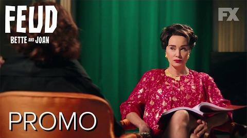 Divan FEUD Bette and Joan Season 1 Promo FX