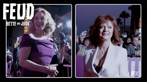 FEUD Bette and Joan Hollywood History FX