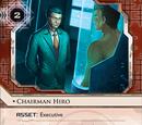 Chairman Hiro