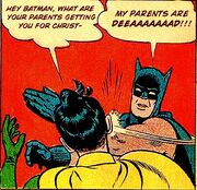 Batman angst