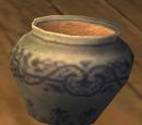 Porcelain Flowerpot
