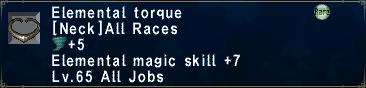 Elemental Torque