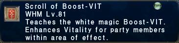 Boost VIT