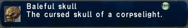 Baleful Skull
