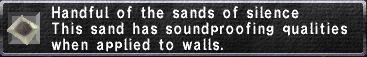 Sandsofsilence