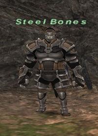 Steel Bones (A)