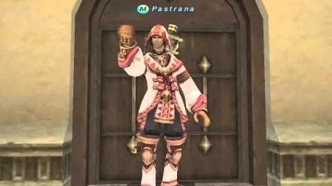 White Mage Emote