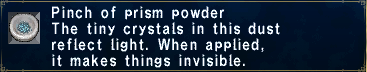 Prism Powder
