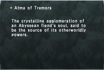 Atma of Tremors