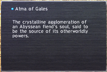 Atma of Gales