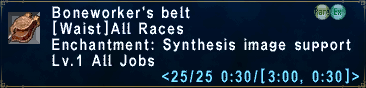 BoneworkersBelt