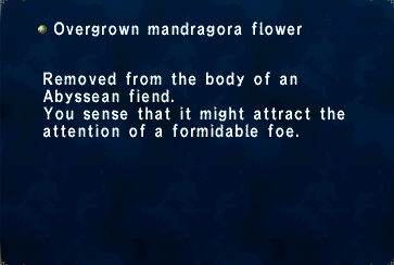 OvergrownMandragoraFlower