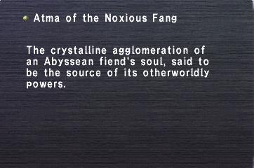 Noxfangatma