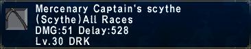 Merc Capt Scythe