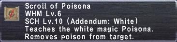 Poisona