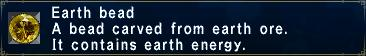Earth Bead