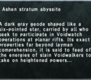 Ashen Stratum Abyssite