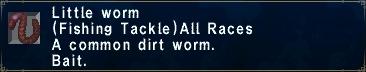 Little Worm