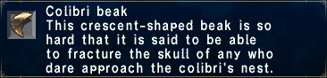 ColibriBeak
