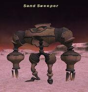 Sand Sweeper