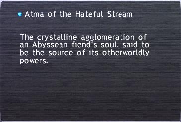 Atma of the Hateful Stream