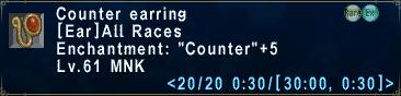 CounterEarring
