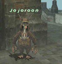 Jojoroon