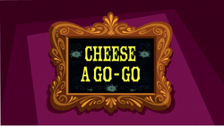 Cheese a Go-Go