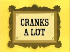 Title card - Cranks a Lot
