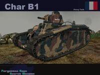 Char B1