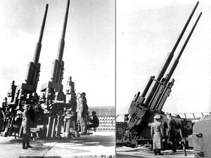 12.8 cm Flak Zwilling 40 (germany)