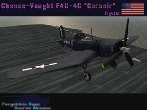F4U-4C