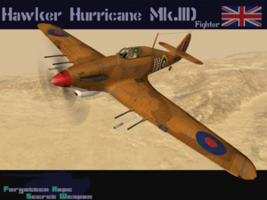 Hurricane Mk IID