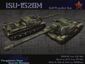 ISU-152BM