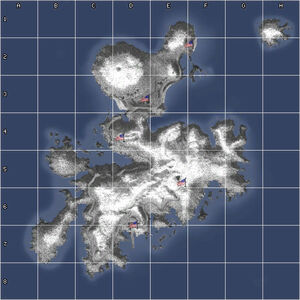 Adak island minimap