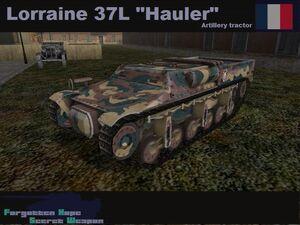 Lorraine 37L Hauler (2)