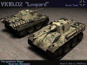 "VK 1602 ""Leopard"""