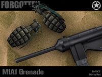 M1A1 Grenade