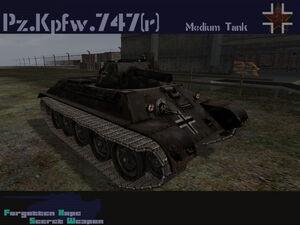 Panzer 747(r)