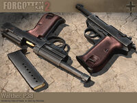 Walther P38 by McGibs