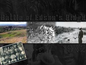 Battle of Edsons Ridge