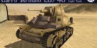 Carro Armato L6/40