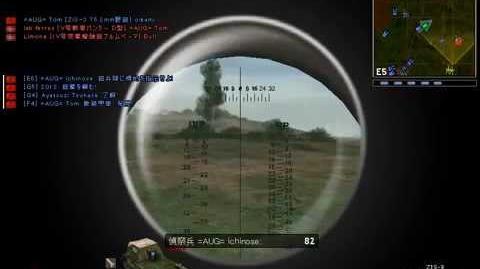 Battlefield bf1942 FHSW「ツィタデレ作戦」2012-02-03連合